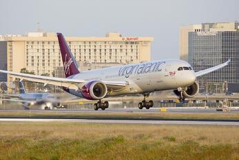G-VAHH - Virgin Atlantic Boeing 787-9 Dreamliner