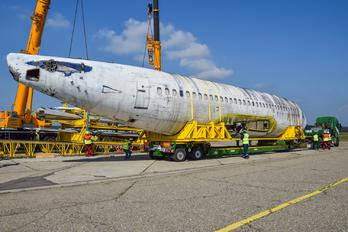 D-ABCE - Lufthansa Boeing 737-200 (Combi)