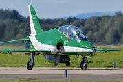 8819 - Saudi Arabia - Air Force: Saudi Hawks British Aerospace Hawk 65 / 65A aircraft
