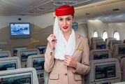 A6-EUV - Emirates Airlines - Aviation Glamour - Flight Attendant aircraft