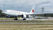 C-FIUF - Air Canada Boeing 777-200LR aircraft