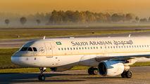 HZ-ASB - Saudi Arabian Airlines Airbus A320 aircraft