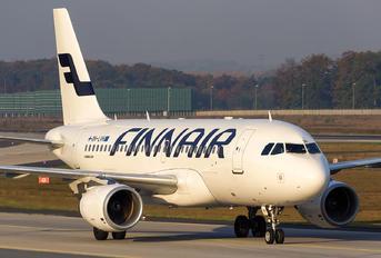 OH-LVH - Finnair Airbus A319