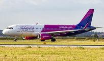 HA-SLY - Wizz Air Airbus A320 aircraft