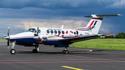 ZK460 - Royal Air Force Beechcraft 200 King Air