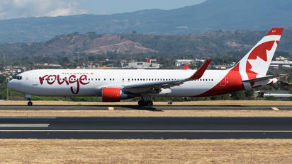 C-FMWP - Air Canada Rouge Boeing 767-300ER