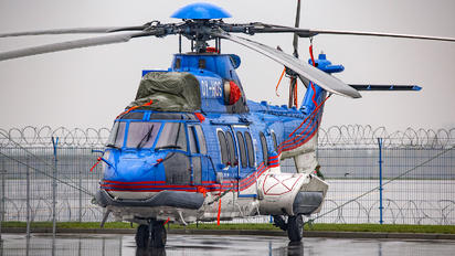OY-HOS - Dancopter Eurocopter EC225 Super Puma