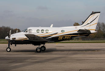 OK-PRG - Private Beechcraft 90 King Air