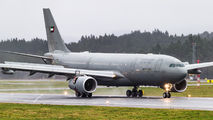 UAE Air Force Airbus A330MRTT visits Bergen title=