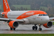 G-EZDE - easyJet Airbus A319 aircraft