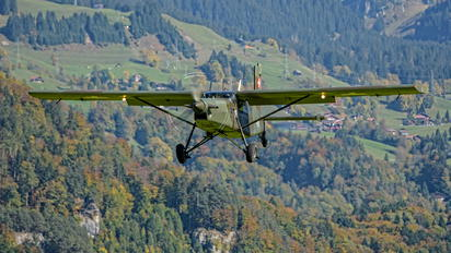V-619 - Switzerland - Air Force Pilatus PC-6 Porter (all models)
