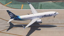 N562AS - Alaska Airlines Boeing 737-800 aircraft