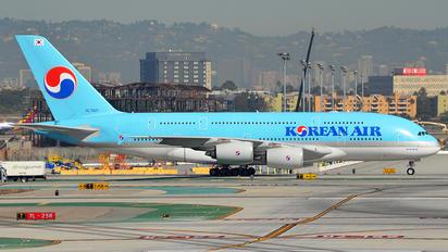 HL7621 - Korean Air Airbus A380