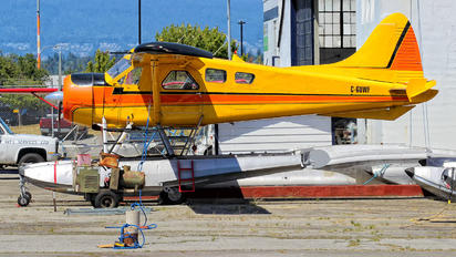 C-GUWF - Private de Havilland Canada DHC-2 Beaver