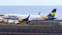 D-AIAG - Condor Airbus A321 aircraft