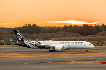 ZK-NZD - Air New Zealand Boeing 787-9 Dreamliner