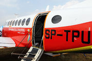 SP-TPU - Polish Air Navigation Services Agency - PAZP Beechcraft 300 King Air 350 aircraft
