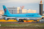 HL7402 - Korean Air Boeing 747-400 aircraft