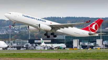 TC-JOZ - Turkish Cargo Airbus A330-200F