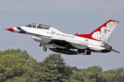 87-0325 - USA - Air Force : Thunderbirds General Dynamics F-16C Fighting Falcon aircraft