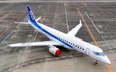 JA25MJ - Mitsubishi Aircraft Corporation Mitsubishi MRJ90