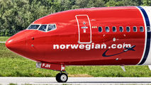 EI-FJH - Norwegian Air International Boeing 737-800 aircraft