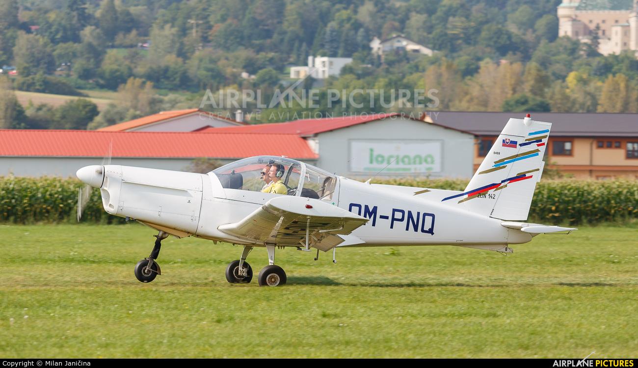 Private - aircraft at Prievidza