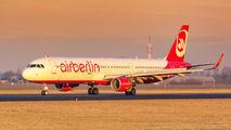 D-ABCN - Air Berlin Airbus A321 aircraft
