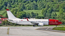 EI-FJH - Norwegian Air International Boeing 737-800 aircraft