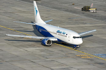 YR-BAF - Blue Air Boeing 737-300