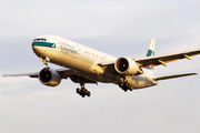 B-KQX - Cathay Pacific Boeing 777-300ER aircraft