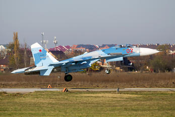 02 - Russia - Air Force Sukhoi Su-27P