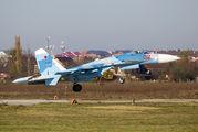 02 - Russia - Air Force Sukhoi Su-27P aircraft