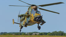 2018/BHF - France - Army Eurocopter EC665 Tiger aircraft