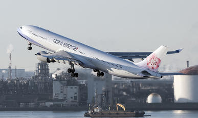 B-18303 - China Airlines Airbus A330-300