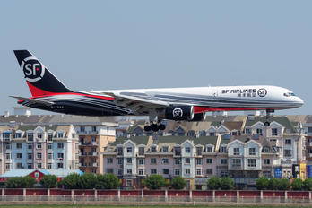 B-2844 - SF Airlines Boeing 757-200