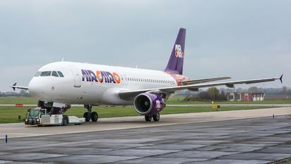 OE-IFR - Air Cairo Airbus A320