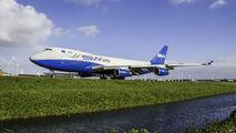I-SWIB - Silk Way Italia Boeing 747-400F, ERF aircraft