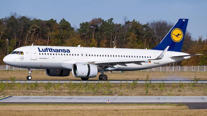 D-AING - Lufthansa Airbus A320 NEO