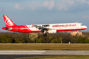 TC-ETN - Atlasglobal Airbus A321 aircraft