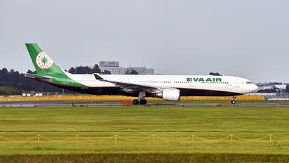 B-16338 - Eva Air Airbus A330-300