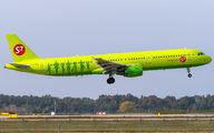 VQ-BQH - S7 Airlines Airbus A321 aircraft