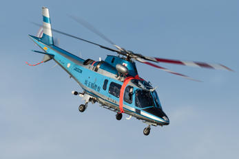 JA323N - Japan - Police Agusta / Agusta-Bell A 109E Power