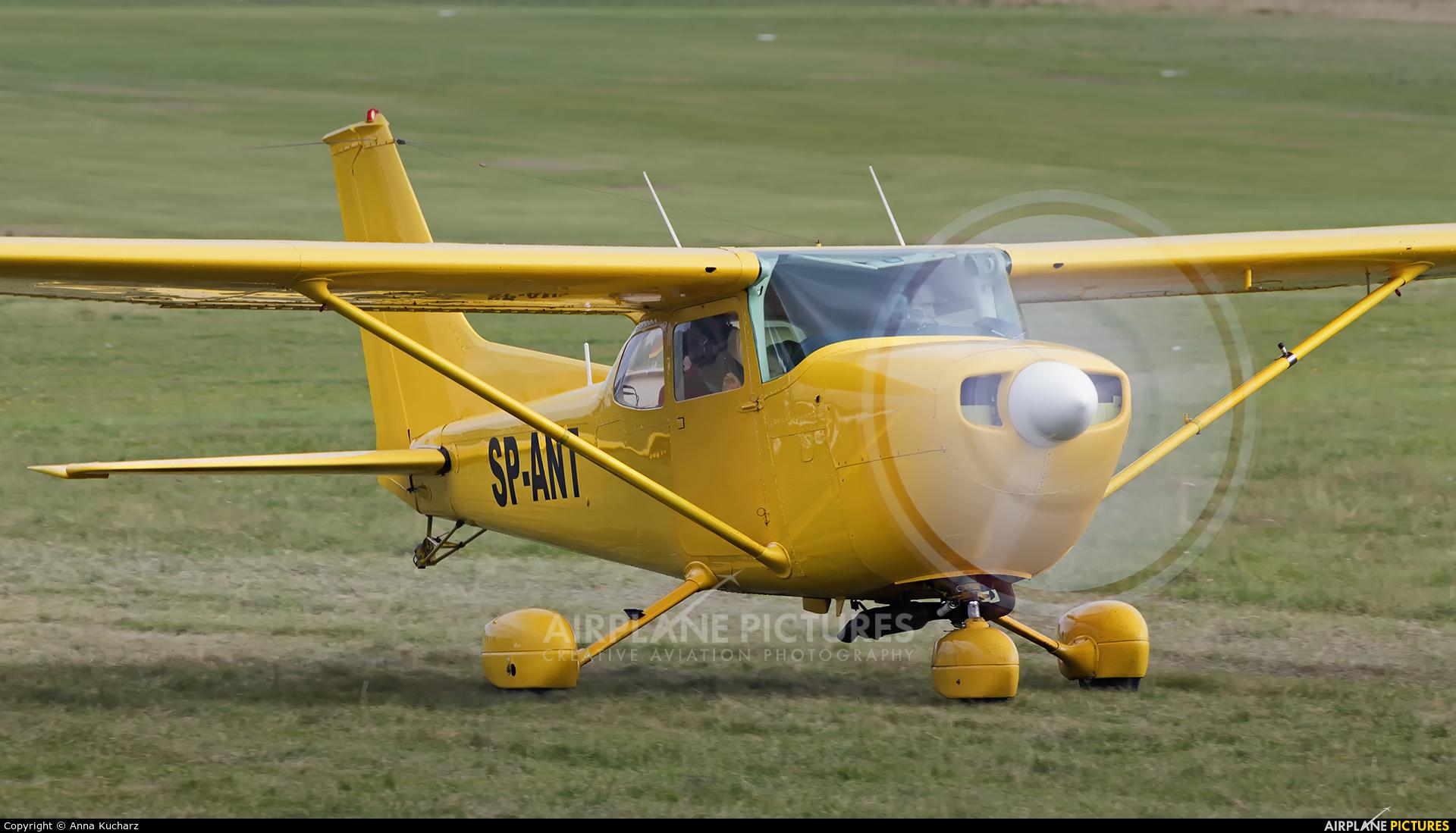 Aeroklub Nowy Targ SP-ANT aircraft at Nowy Targ