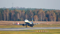 EI-EKV - Ryanair Boeing 737-800 aircraft