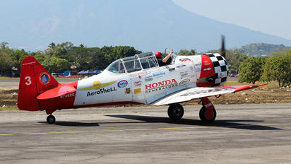 N7462C - Aeroshell Aerobatic Team North American T-6G Texan