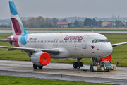 D-ABNE - Eurowings Airbus A320 aircraft
