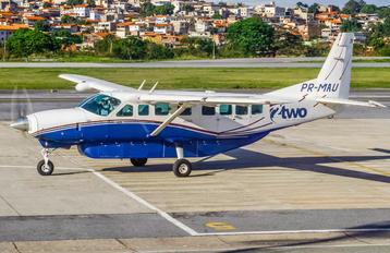 PR-MAU - Two Táxi Aéreo Cessna 208 Caravan