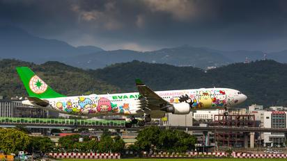 B-16333 - Eva Air Airbus A330-300