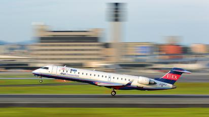 JA09RJ - Ibex Airlines - ANA Connection Canadair CL-600 CRJ-700